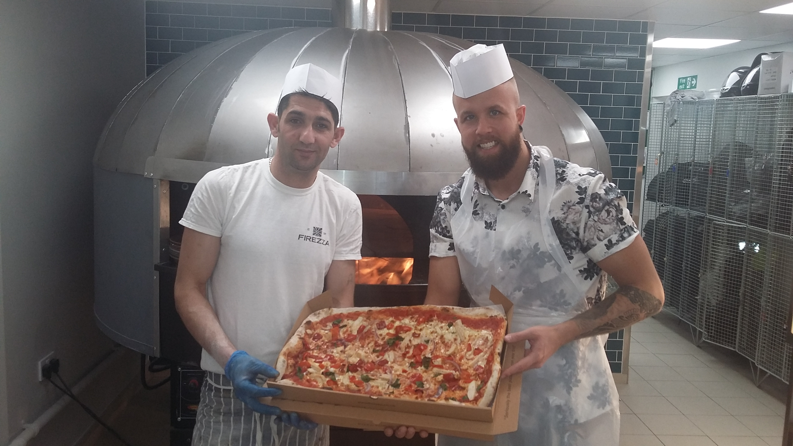 Editor Jon Learns How To Make Proper Pizza At Firezza In