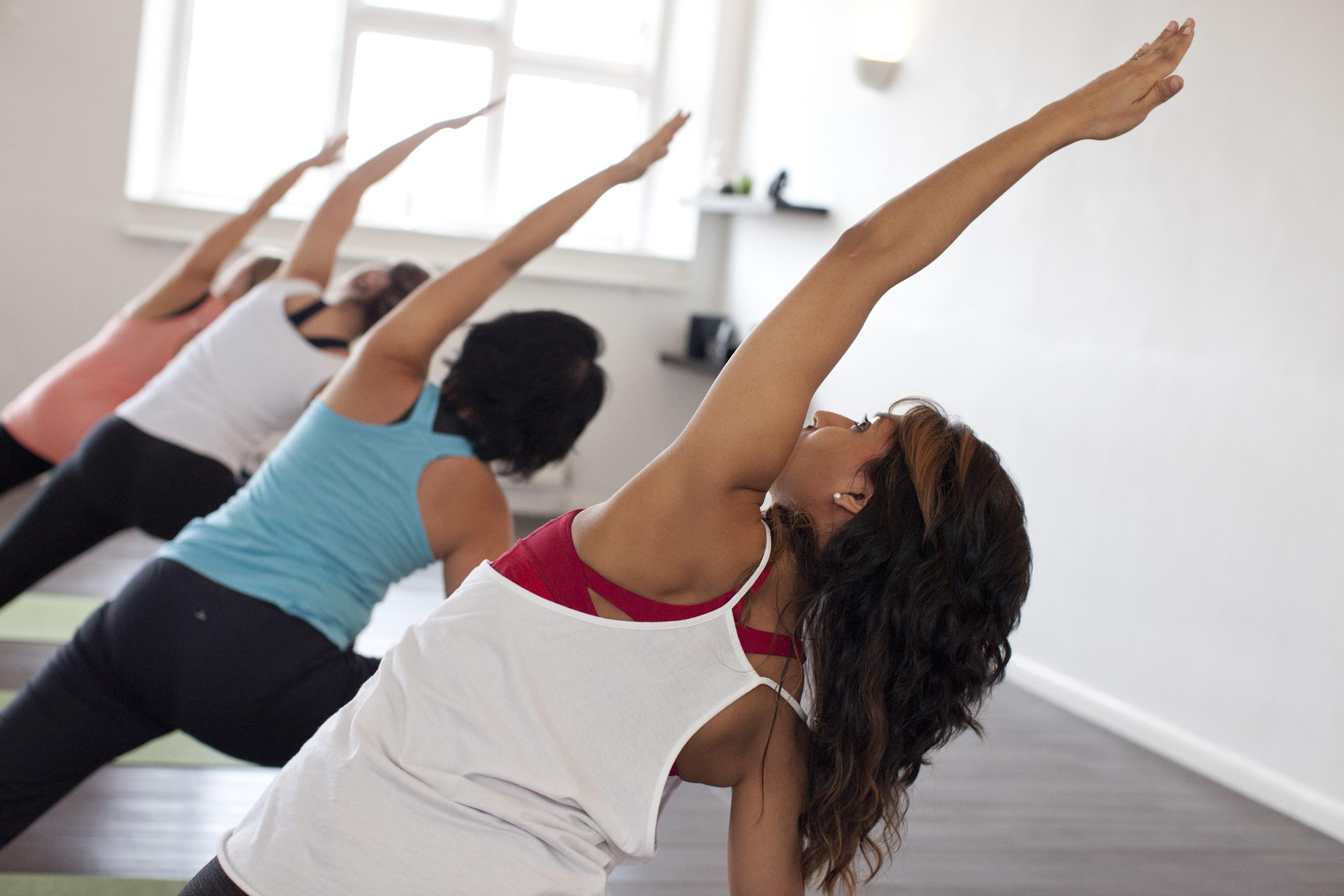 mk shoulder yoga class rh takeoutburger com