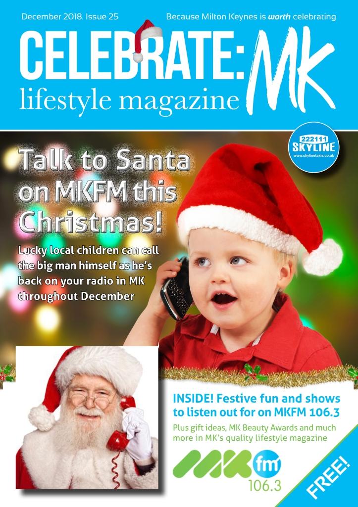CelebrateMK December Cover